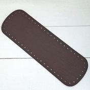 Väskbotten 35,5x12 cm, brun