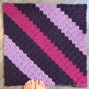 Hoooked Ribbon XL - scarlet purple