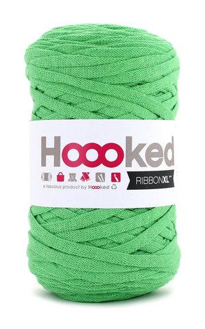 Hoooked Ribbon XL - salad green