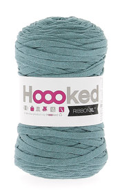 Hoooked Ribbon XL - emerald splash
