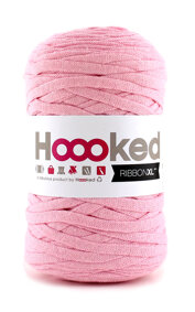 Hoooked Ribbon XL - sweet pink
