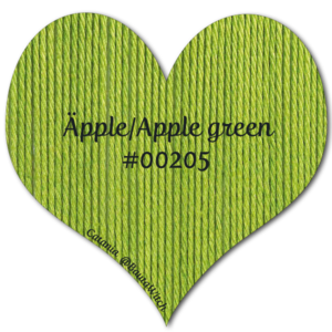 Catania - apple green 205