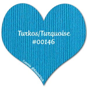 Catania - turquoise 146