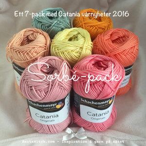Catania Sorbé Pack