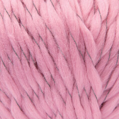 Reflexgarn - rosa