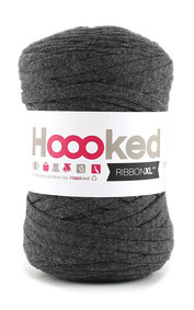 Hoooked Ribbon XL - charcoal anthracite