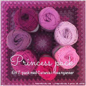 Catania Princess Pack