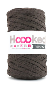 Hoooked Ribbon XL - tobacco brown