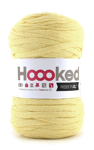 Hoooked Ribbon XL - frosted yellow