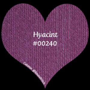 Catania - hyacint 240