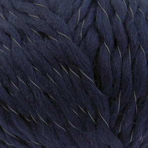 Reflexgarn - marinblått
