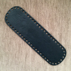 Väskbotten 32x10 cm, svart