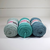 Hoooked Ribbon XL 3-pack, Mint