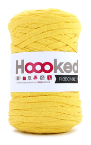 Hoooked Ribbon XL - lemon yellow