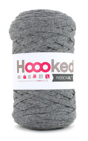 Hoooked Ribbon XL - stone grey