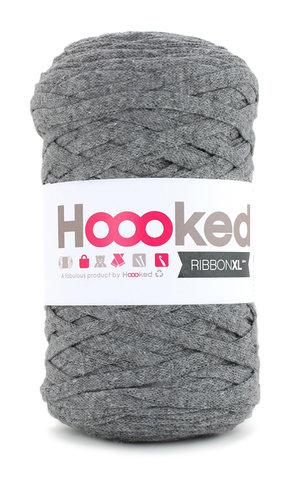 Hoooked Ribbon XL - stone grey