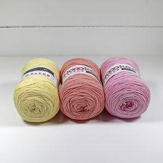Hoooked Ribbon XL 3-pack, Sorbé